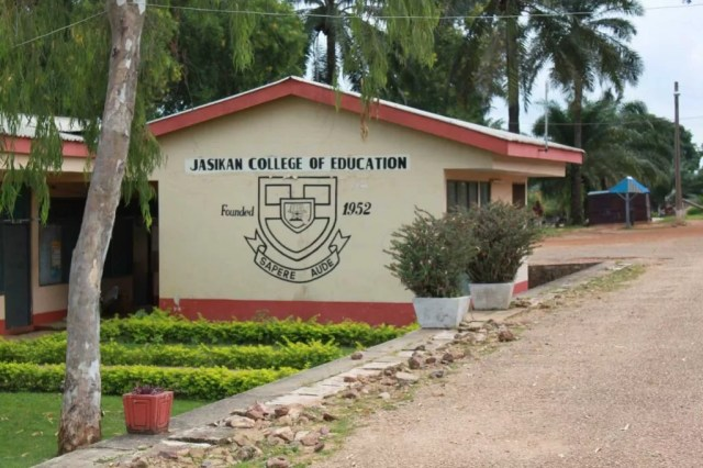 Jasikan College of Education Admission Forms 2021