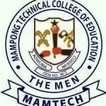 Mampong Technical College of Education Admission Forms 2021