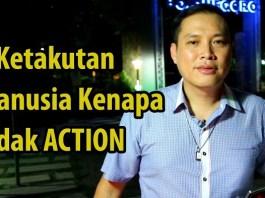 3 ketakutan manusia kenapa tidak action