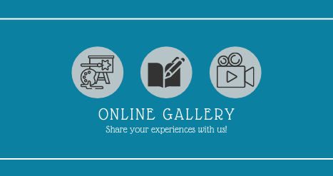 Creatives Online Gallery Header