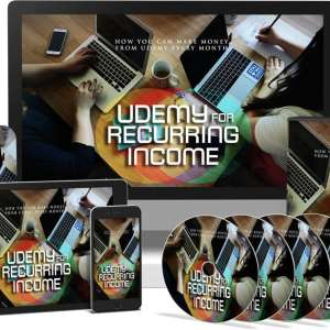 Udemy for Recurring Income Training