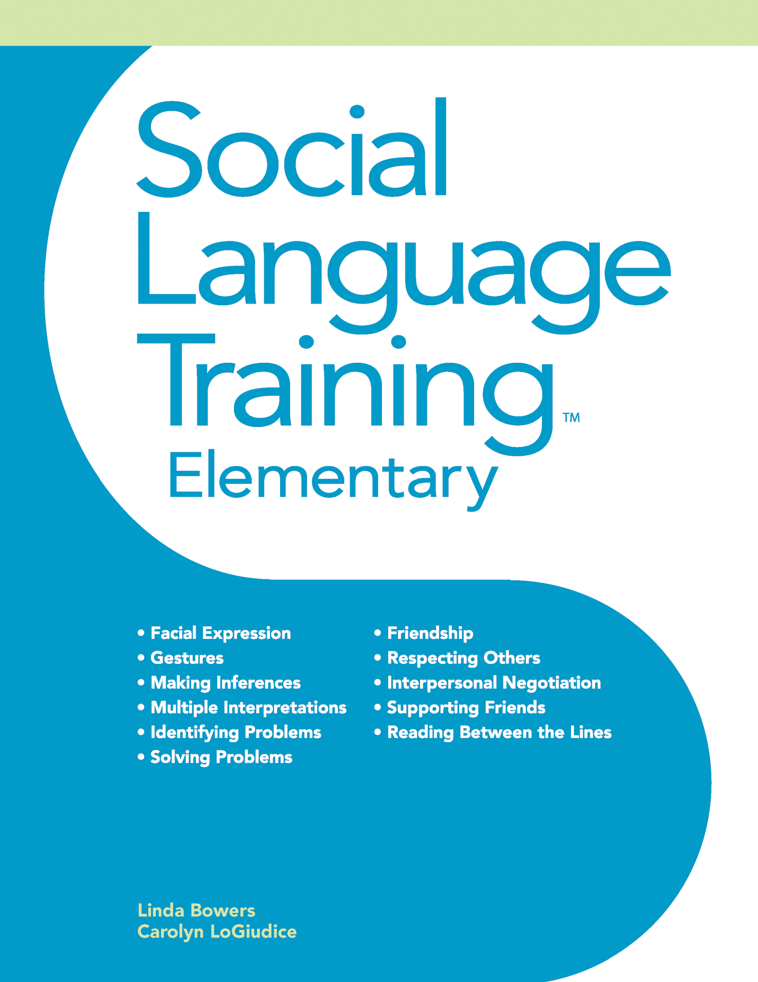 Social Language Training Elementary Supporting Success
