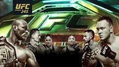Ставки на UFC 245 (15 декабря). Коэффициенты букмекеров
