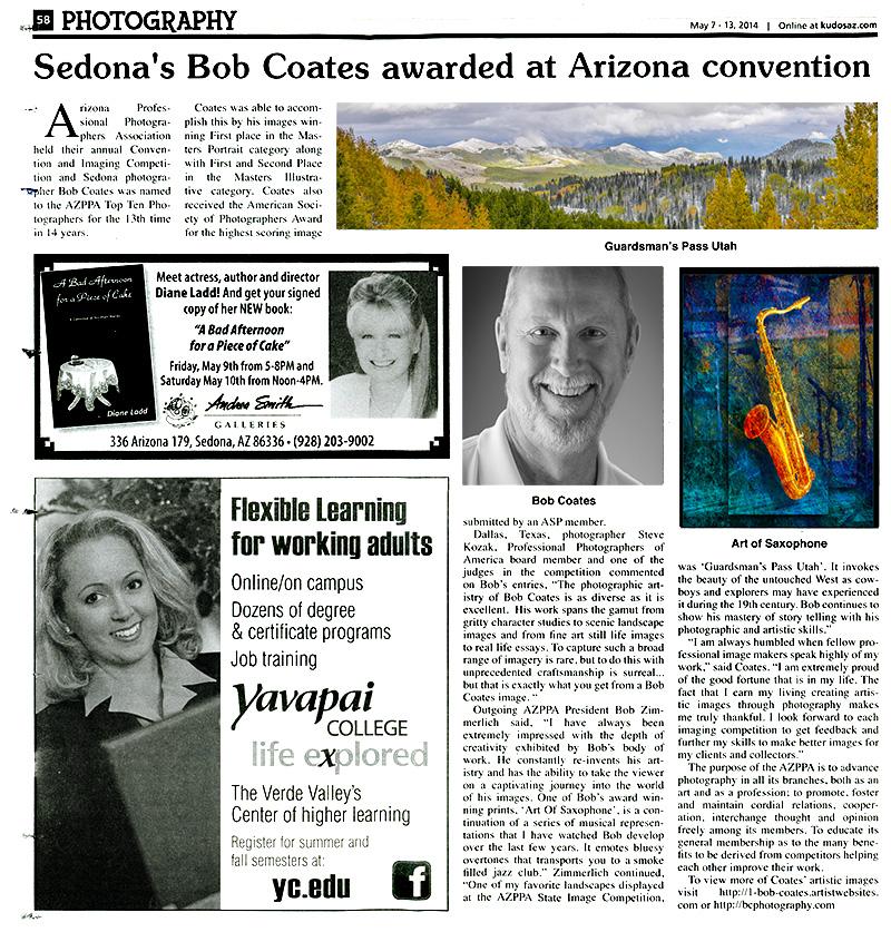 press release from kudos sedona arizona