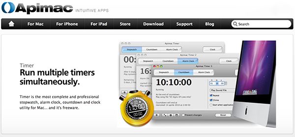apimac timer software link