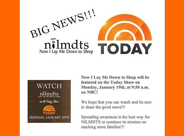 today show and nilmdts