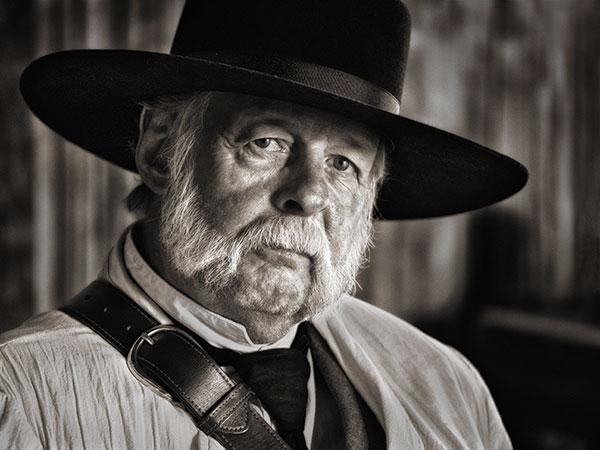 'Sheriff' Steve photo