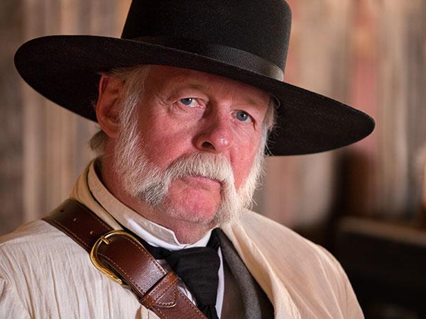 photo of 'sheriff' steve