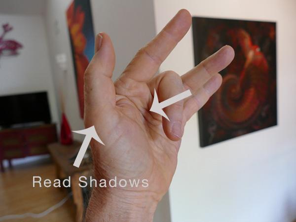 read shadows image