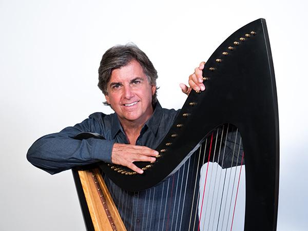harpist photo
