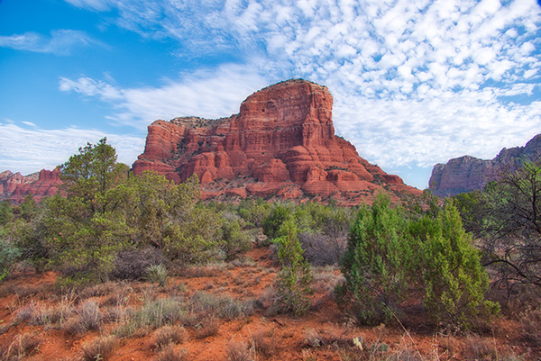courthouse butte sedona arizona image