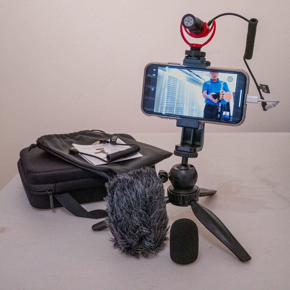 microphone media kit review