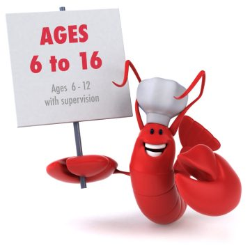Cooking with Kids Lobster