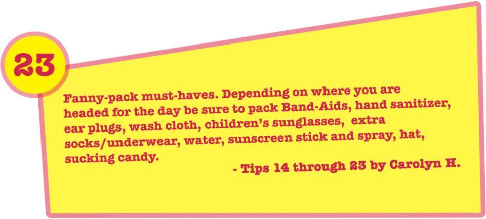Tip 23