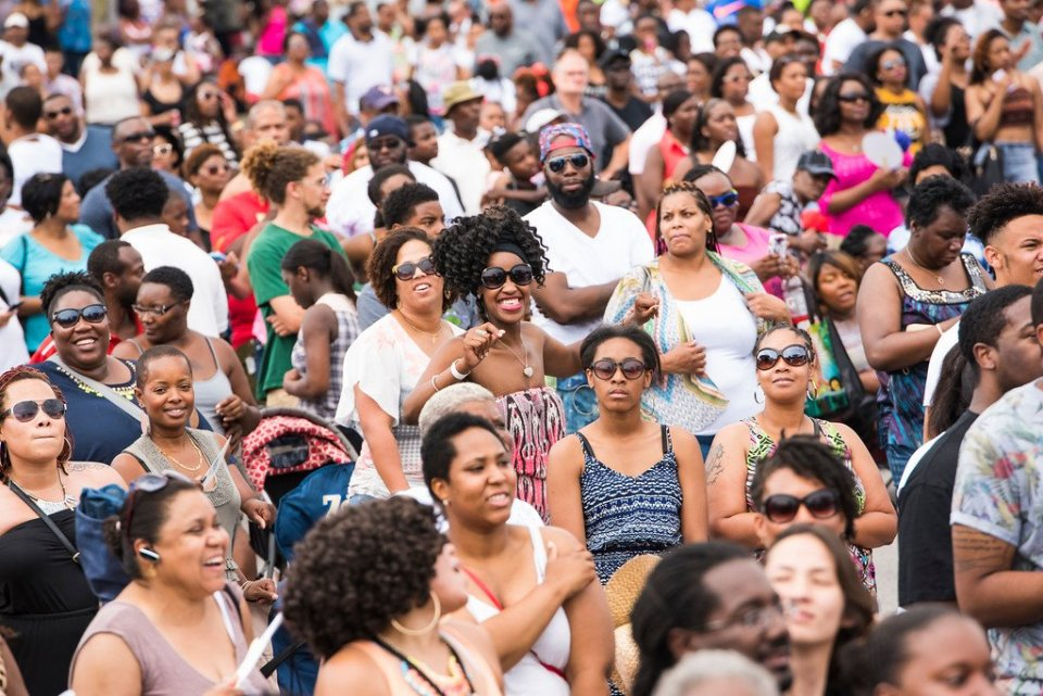 Source: The African American Festival website