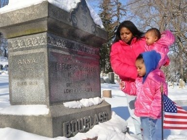 Frederick Douglass Family - Great Great Great Granddaughter