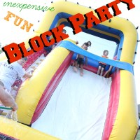 The 3 Basics of Hosting a Block Party