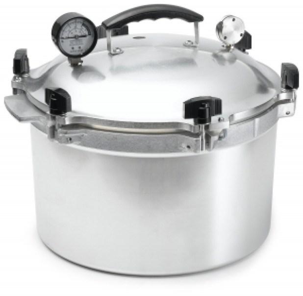 All-American 15-1 2-Quart Pressure Canner