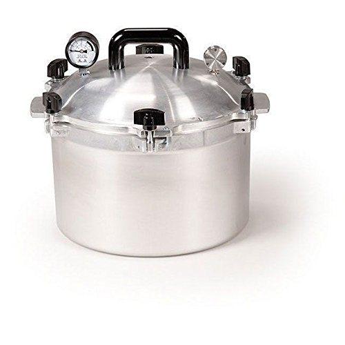 All American 15 Quart Pressure Cooker Review