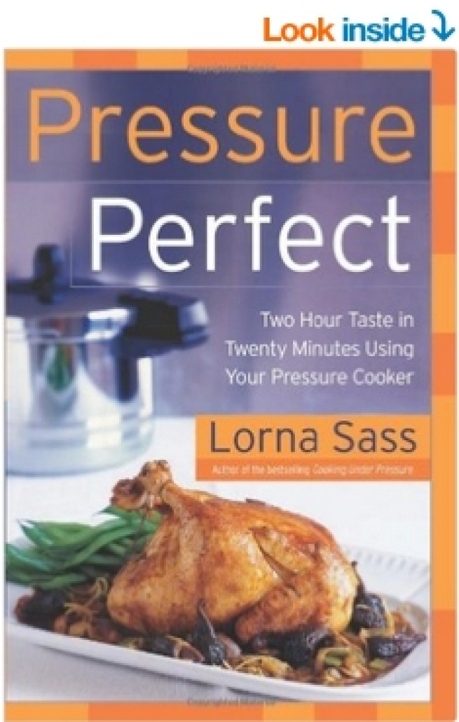 Pressure Perfect: Two Hour Taste in Twenty Minutes