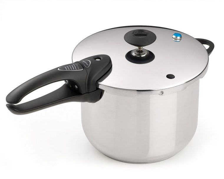 Presto 01365 6-Quart Stainless Steel Pressure Cooker