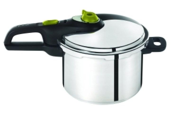 Secure Aluminum pressure cooker