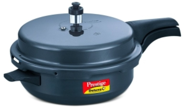 Prestige PDHA5 Deluxe Plus Hard Anodized (5-Liter):