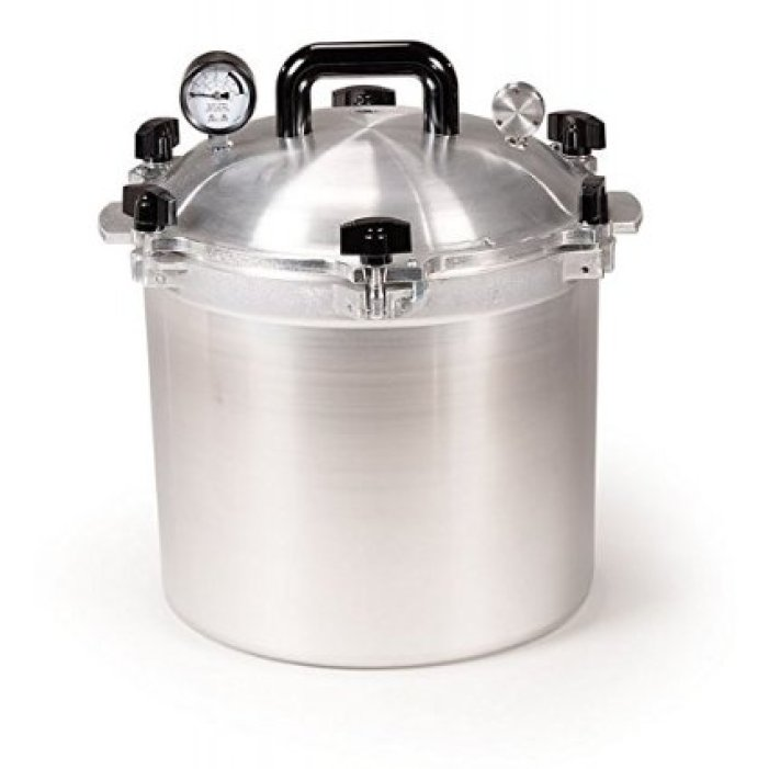 All American 921 21-1-2-Quart Pressure Cooker-Canner