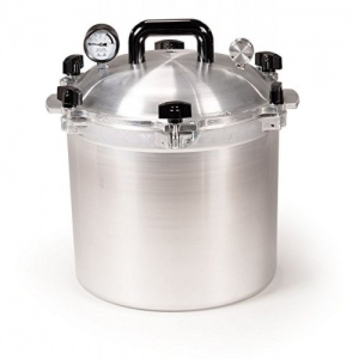 All American Pressure Cooker 941-41 Quarts