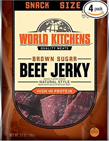 World Kitchen Beef Jerky