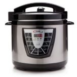The Silver Power Pressure XL 6 Quart Cooker