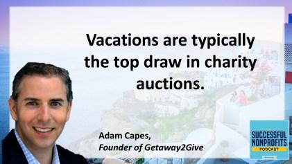 Adam Capes Successful Nonprofits Podcast