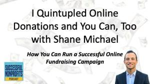 Run a Successful Online Fundraising Campaign