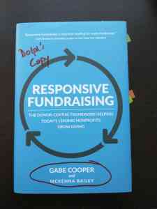 Consider implementing responsive fundraising in your nonprofit