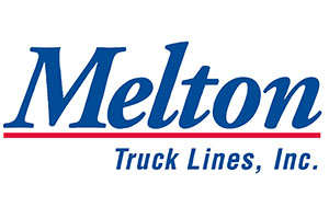 Melton trucking logo