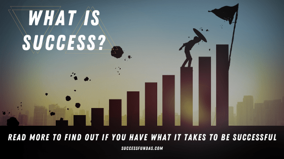 what is success