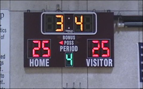 4th quarter scoreboard