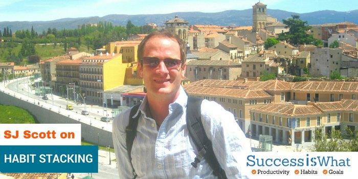 Steve in Segovia, Spain