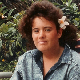 Debi Iao Valley Maui 1987