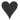 Bullet Gray Heart