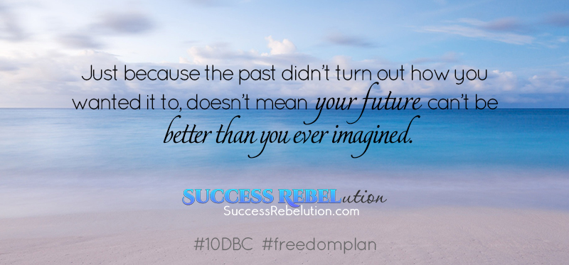 Creating a Vision for the Future – Day 3 #10DBC