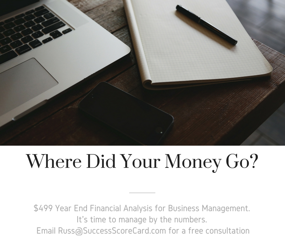 Where did your Money go_ No Web address