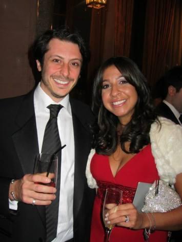 Darren & Hollie Sassienie