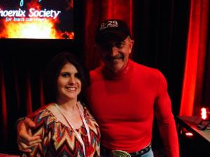 Aaron Tippin Performing for the Help the Good Guys Cause