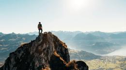 personal success, solo travel
