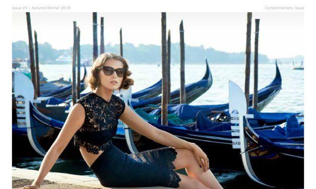 Celebrating the Launch of ENVY ITALY Magazine