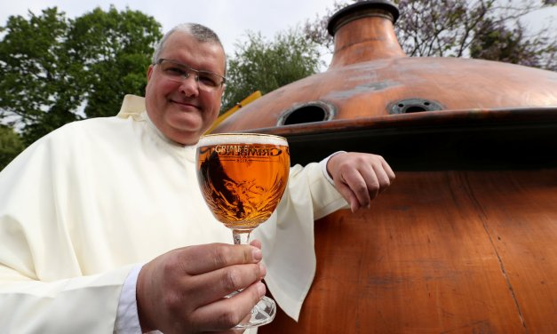 Ancient Books Inspire Fathers to Revive Beer Brewing in New Abbey Microbrewery for Grimbergen Beer