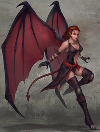 Image result for succubus D&D