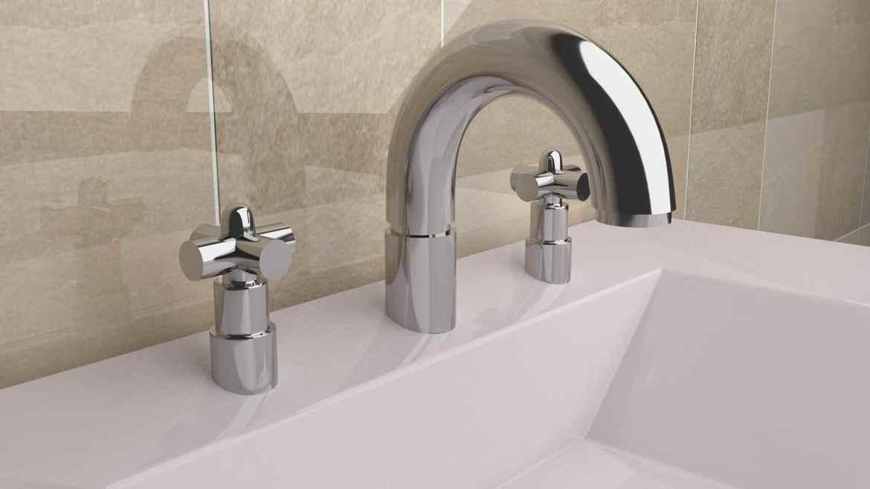 C mo quitar las manchas de agua dura del lavamanos - Quitar cal del agua ...