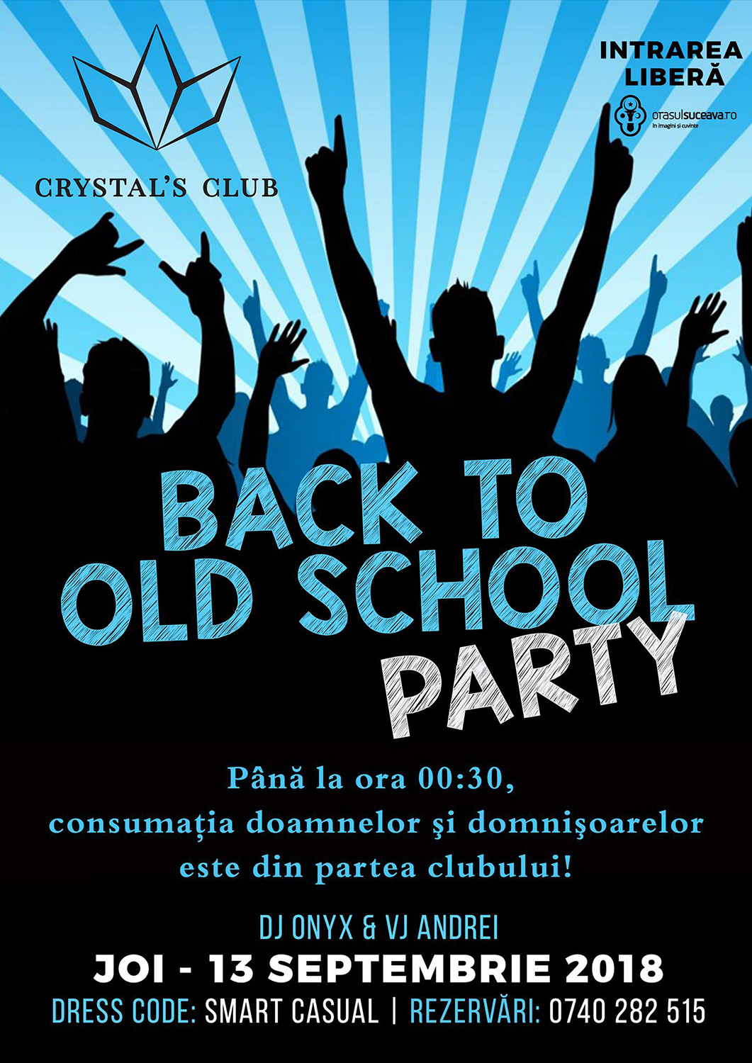 Back to Old School Party